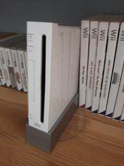 Wii mit Spielen