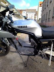 Yamaha Fazer 600 RJ21 Baujahr