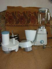 Küchenmaschine Braun KM3