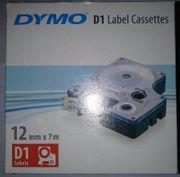 DYMO Label Cassettes D1 Schriftband-Kassette