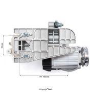 Neuer Nähmaschinenmotor