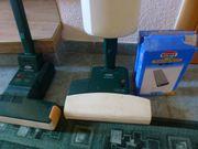 Vorwerk Kobold 121 und Teppich-Frischer