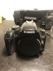 Spiegelreflexkamera Canon 450D inkl Zubehörpaket