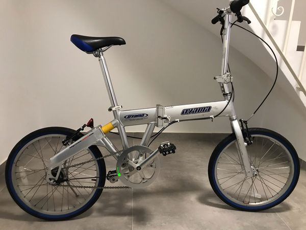 Klapprad Faltrad Foldingbike NEXUS 7