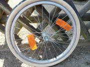 20 Vorderrad aus Alu
