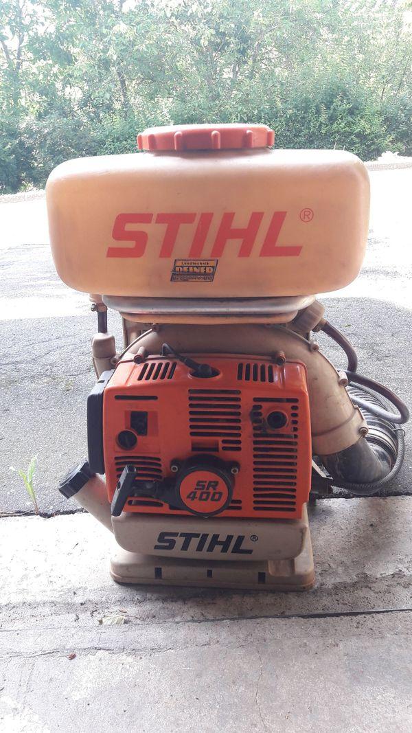 STIHL Sprühgerät SR 400