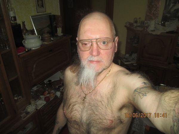 ich Mann 60 suche eine