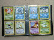 Pokemon Karten Sammlung Basisset 1-102