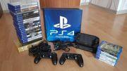 PlayStation 4 Pro 2 TB