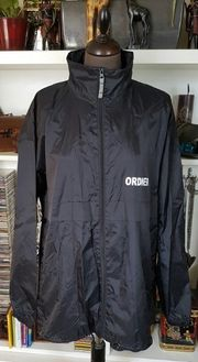 Unisex B C Ordner Regen-Jacke