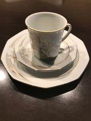 Kaffee- Tafelservice