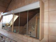 2 Spiegelschränke Twick und Lehrke