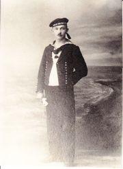 Über 100 Jahre alt Seefahrtsbuch