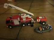 7239 Lego City - Feuerwehr Löschzug