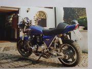 Kawasaki Z1R Z 1000 Komplett