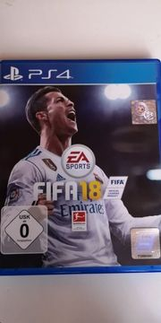 FIFA 18 SPIEL PS 4