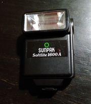 Sunpak Softlite 1600M Aufsteckblitzgerät mit