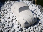 VW Käfer aus Beton