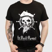 T-Shirt St Pauli respect Biobaumwolle