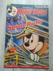 Micky Maus Comic von 1998