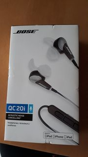 Headphones QC 20i Bose