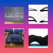 Multifunktionsgerät und Rückentrainer