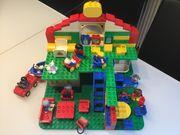 Lego Duplo Haus Wohnhaus Möbel