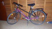 Damen Trekking Fahrrad Jungherz 28