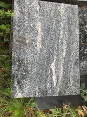 verschiedene Granitplatten kostenlos an Selbstabholer