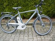 Raleigh Leeds e-bike Pedelec Alfine