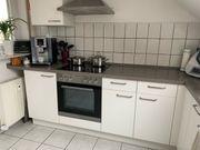 Küchenzeile ideal für Dachgeschosswohnung