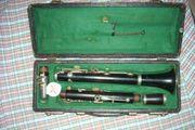 Alte Klarinette MARKIS wunderschön JETZT