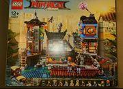 Lego Ninjago Hafen gebraucht