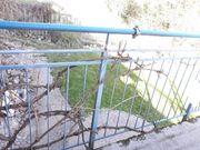 Balkon-Metall-Geländer 20 lfm