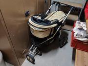 Kinderwagen TFK Joggster 3 III