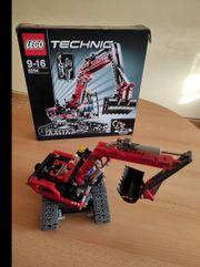 Lego Technic 8294 Raupenbagger in