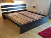 Doppelbett mit Hintergrundbeleuchtung 2xLattenrost