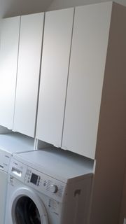 Ikea Lillangen Waschmaschinenschrank