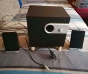 Philips PC Subwoofer System