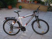 Mountainbike Alu