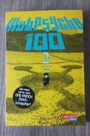 Manga MobPsycho 100 Band 2