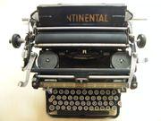 Zwei Schreibmaschinen aus erster Hand