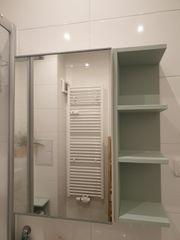 Ikea Spiegelschrank Lillangen mit Abschlussregal