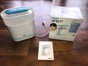 Dampfsterilisator - Philips Avent SCF28502 Elektrischer 3-in-1 -