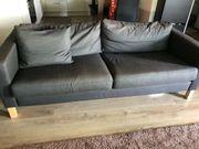 Graues Sofa zur Selbstaholung