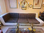 Couchgarnitur zweiteilig