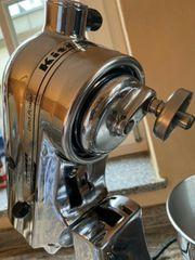 Kitchen Aid Küchenmaschine Chrom 5KSM90ECR