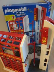 Playmobil 5361 City Action Feuerwehrstation