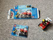 Lego 7241 City Feuerwehr komplett