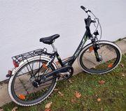 Triumph Fahrrad Voll funktionsfähig Fahrbereit